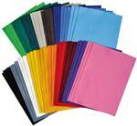 Dekoračný filc syntetický 20x30 cm / rôzne farby (dekoračné potreby)