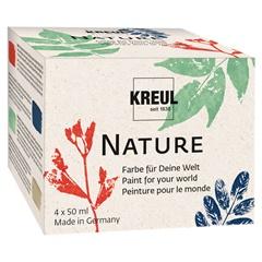 Természetes ökológiai festék NATURE KREUL / 4 db