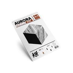 Skiccelő blokk AURORA matt [120g] - 20 lap
