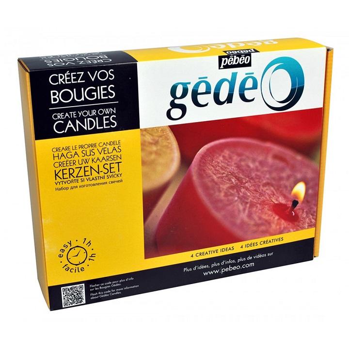 Sada na výrobu sviečok Pebeo Gedeo