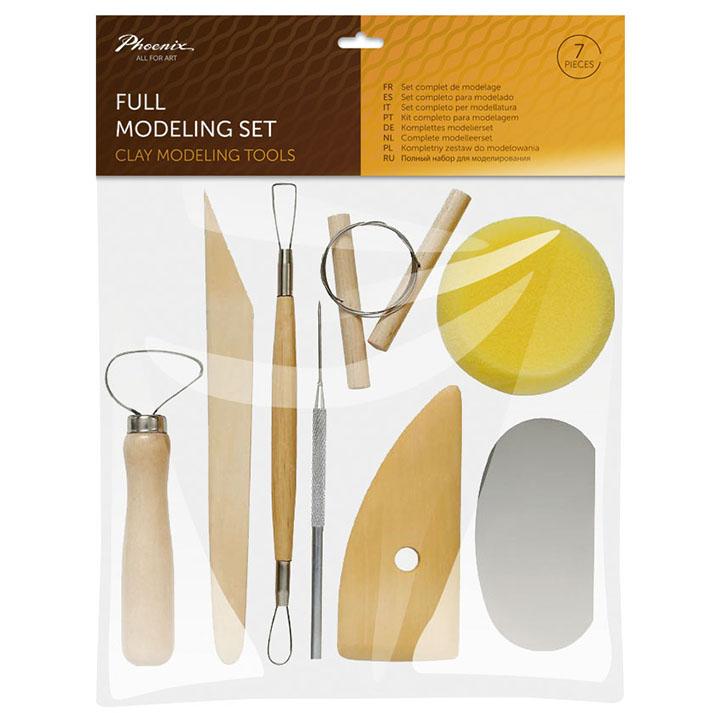 Set modelovacích nástrojov / 10 ks