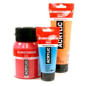 Akrylová farba Amsterdam Standart Series 1000ml (akrylové farby Royal Talens)