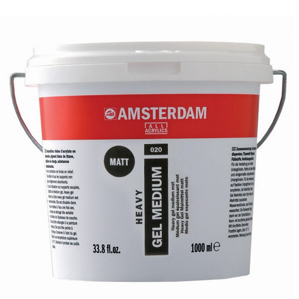 Matné médium AMSTERDAM 1000ml