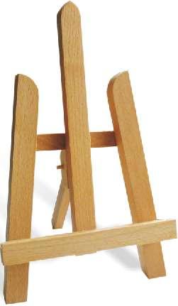 Maliarsky stojan stolový - 211 MIDI (maliarske stojany ARTMIE)
