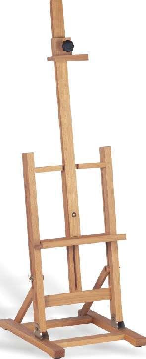 Maliarsky stojan stolový - 014 IBIZA (maliarske stojany ARTMIE)