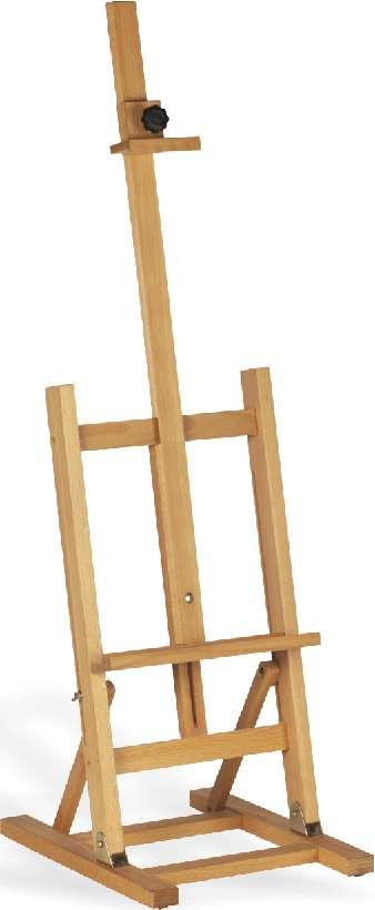 Maliarsky stojan stolový - 016-MALLORCA (maliarske stojany ARTMIE)