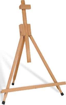 Maliarsky stojan stolový - 209 ELBA (maliarske stojany ARTMIE)