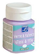 Farba GLASS & TILE - OPAQUE 50ml (krycie farby na sklo,keramiku a porcelán)