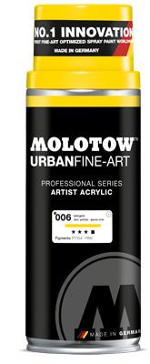 Spreje graffiti MOLOTOW™ UFA Artist Acrylic 400ml (kreatívne potreby)