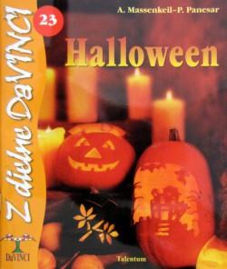 Halloween DaVINCI 23 (Výtvarná literatúra)