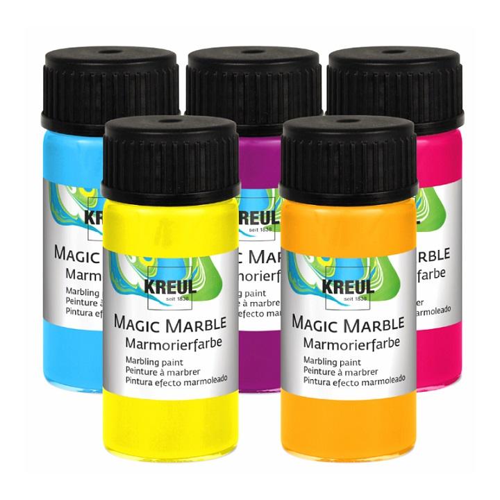 Farba na mramorovanie HOBBY Line Magic Marble 20 ml - rôzne farby 60960dea02a