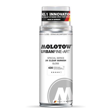 Image of Bezfarebný lak MOLOTOW™ UFA 400 ml (kreatívne potreby)