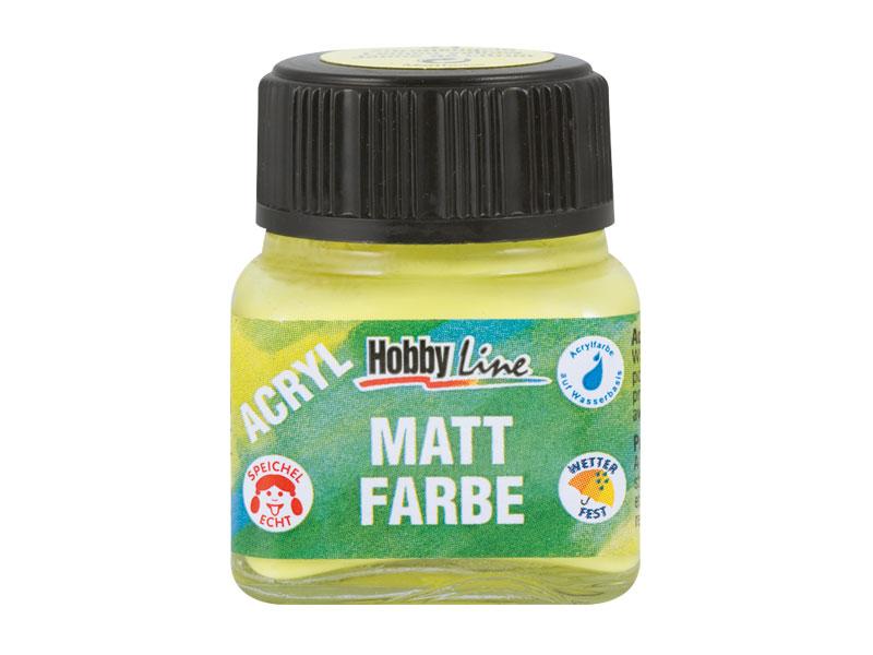Image of Akrylová farba Hobby Line matná - 20 ml (Hobby Line - C. Kreul)