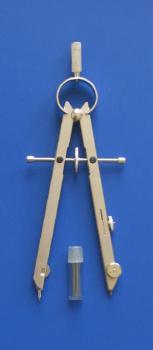 Kružidlo rýchloprestaviteľné kovové (Rysovacie potreby)