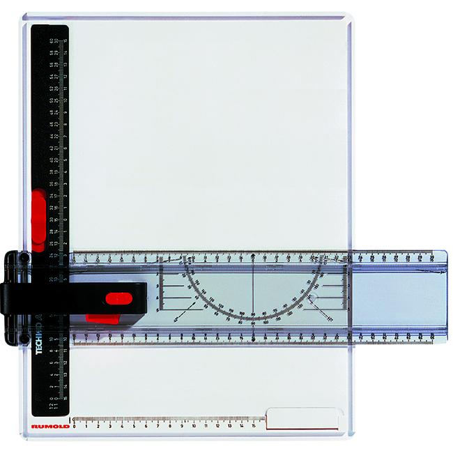 Rysovacia doska s príložníkom LENIAR - A4 (Technické kreslenie )