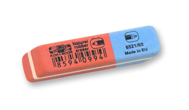 Guma kombinovaná KOH-I-NOOR (guma kombinovaná)