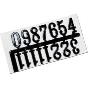 Image of Číslice na hodiny (príslušenstvo k hodinkám)
