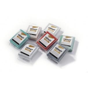 Modelovacia hmota Cernit NATURE 56g / rôzne farby (modelovacia hmota Cernit)
