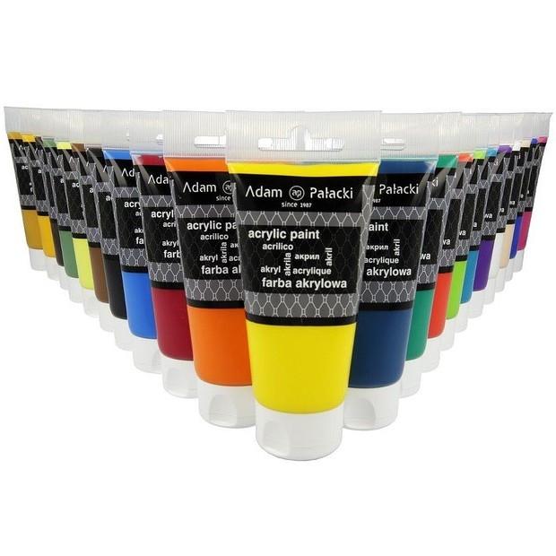 Image of Akrylová farba Adam Palacki 75 ml / rôzne odtiene