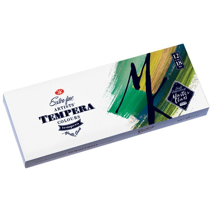 Temperové farby Artist´s Master Class / rôzne sety