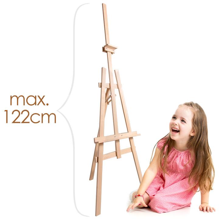 Školský maliarsky stojan pre deti SZ1-M