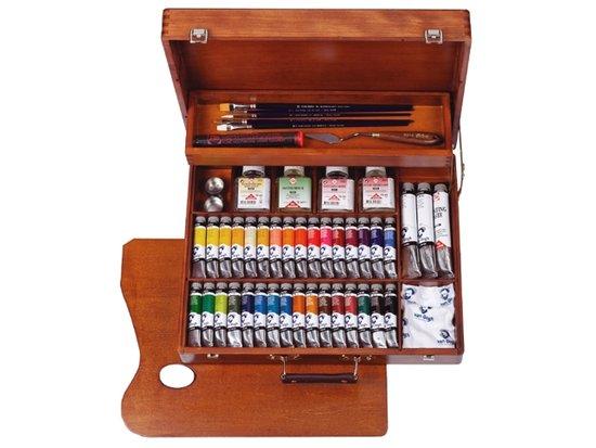 Olejove farby Van Gogh superior box
