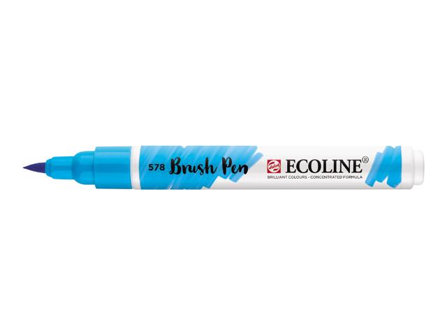 Akvarelové pero Ecoline brush pen/29farieb