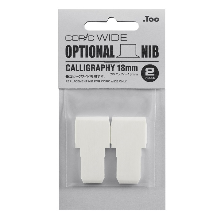 Hrot COPIC Wide CALLIGRAPHY 18 mm