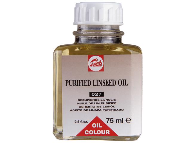 Ľanový olej čistený TALENS 75ml (umelecké potreby Royal Talens)
