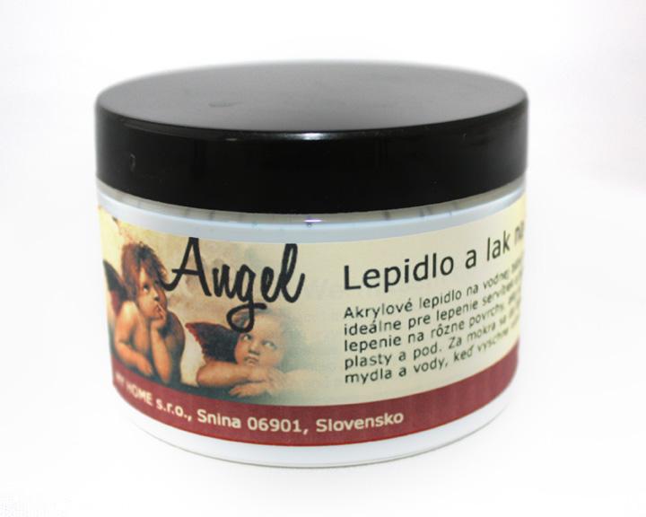 Lak + Lepidlo na dekupáž ANGEL (kreatívne potreby)