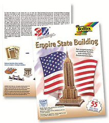 3D-Model Empire State Building 55 dielov