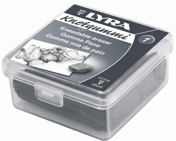 Mäkká guma v škatuľke LYRA (skicovacie potreby LYRA)
