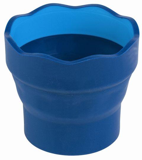 Pohár na vodu Klik modrý (Faber Castel - Pohár na vodu)